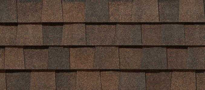 Roofer in Utah. Shingle - Burnt Sienna