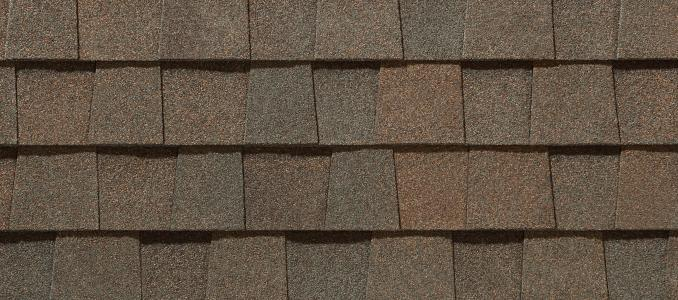 Roofer in Utah. Shingle - Heather Blend