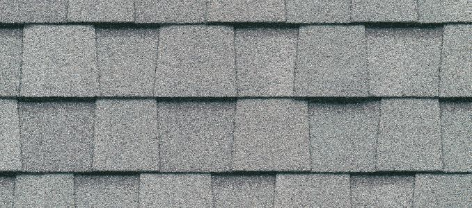 Roofer in Utah. Shingle - Crystal Gray