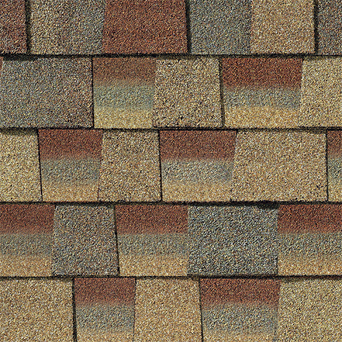 Roofer in Utah. Shingle - Copper Canyon