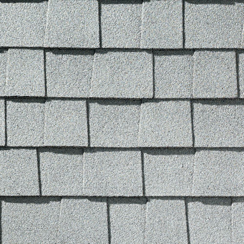Roofer in Utah. Shingle - White