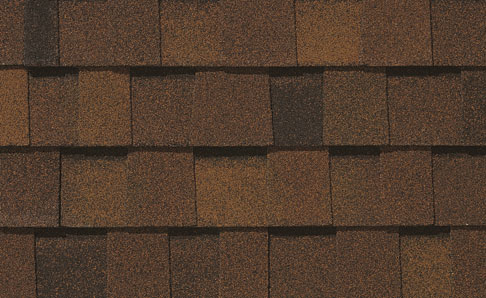 Roofer in Utah. Shingle - Autumn Brown