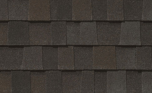 Roofer in Utah. Shingle - Black Walnut