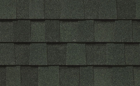 Roofer in Utah. Shingle - Rustic Evegreen
