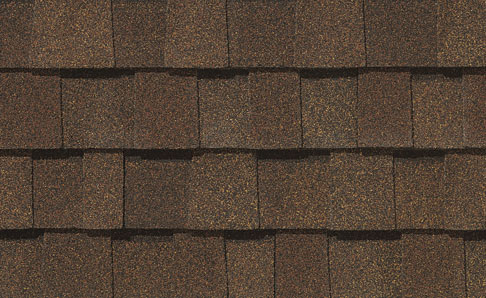 Roofer in Utah. Shingle - Rustic Redwood