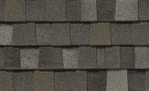 Roofer in Utah. Shingle - Thunderstorm Grey