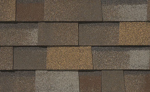 Roofer in Utah. Shingle - Weathered Stone