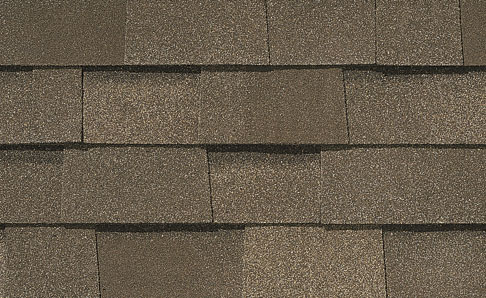 Roofer in Utah. Shingle - Weathered Wood