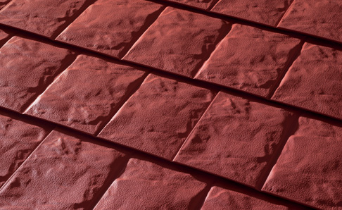 Roofer in Utah. Shingle - Sequoia Red