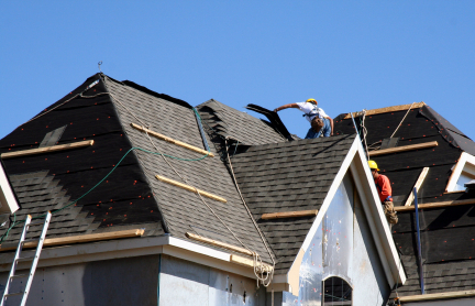 Home Construction Roofing
